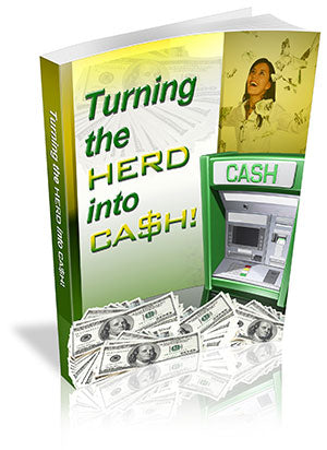 Turning the Herd into Cash ebook PDF - Bysah