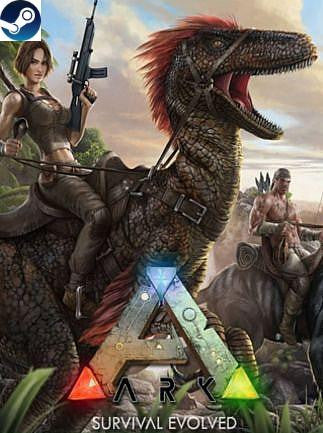 Ark : Survival Evolved  Steam Key Global - Bysah