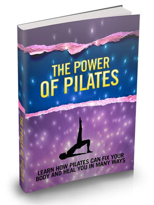 The Power Of Pilates Ebook PDF - Bysah