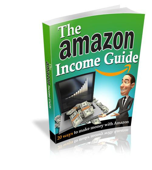 The Amazon Income Guide Ebook PDF - Bysah