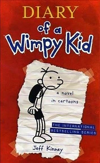 Diary of a Wimpy Kid - Jeff Kinney - Bysah