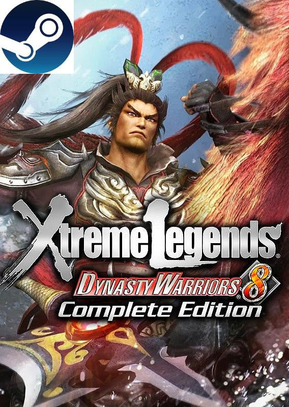 Dynasty Warriors 8 : Xtreme Legends Complete Edition Steam Key Global - Bysah