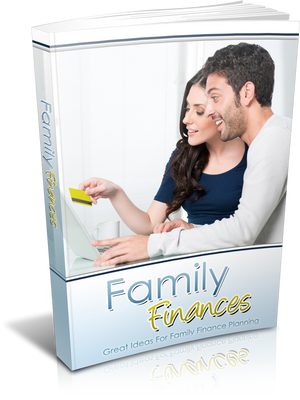Family Finances Ebook PDF - Bysah