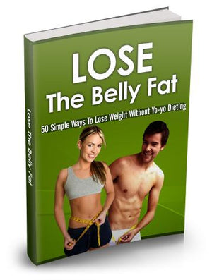 Lose The Belly Fat Ebook PDF - Bysah