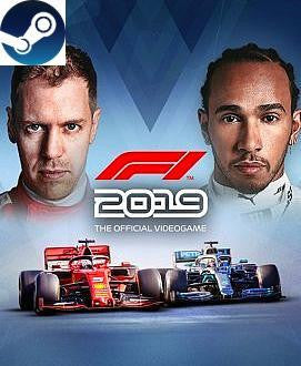 F1 2019 Anniversary Edition Steam Key Global - Bysah