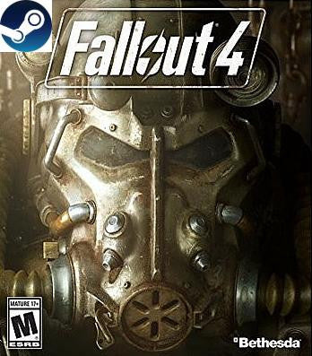 Fallout 4 : Game Of The Year Edition Steam Key Global - Bysah