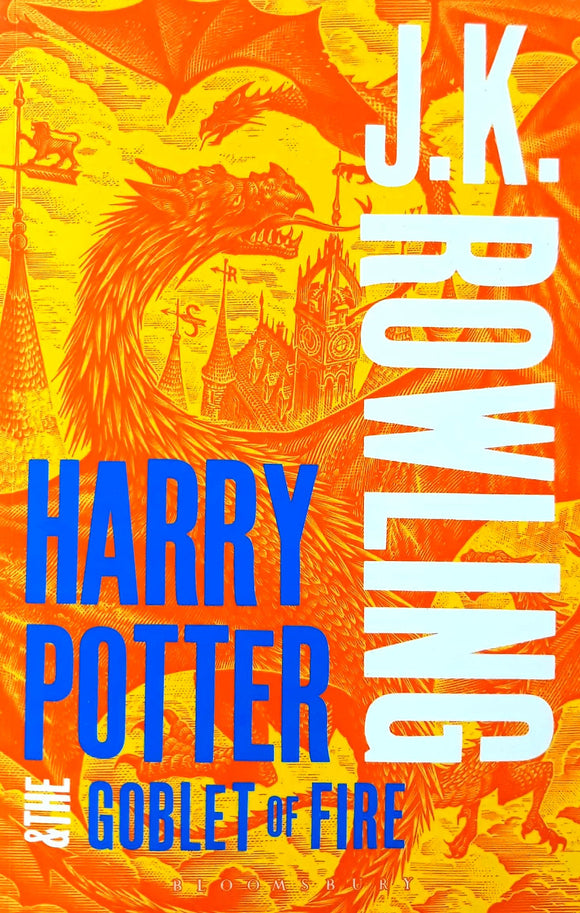 Harry Potter And The Goblet Of Fire - J.K. Rowling - Bysah