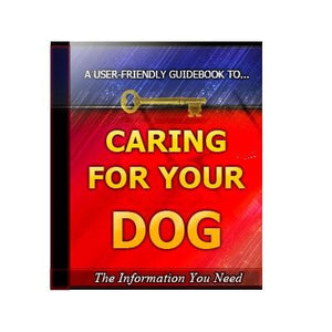 Caring For Your Dog Ebook PDF - Bysah