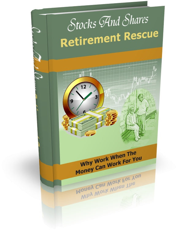 Stocks And Shares Retirement Rescue Ebook PDF - Bysah
