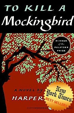 To Kill a Mockingbird - Harper Lee - Bysah