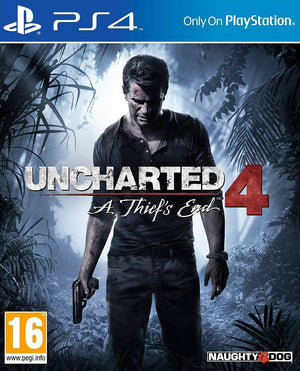 Uncharted 4 : Thief's End Triple Pack Expansion PSN Key North America - Bysah