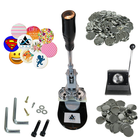 Button Maker Badge Making Machine - 58mm 2 ¼ inch 2.28 inch