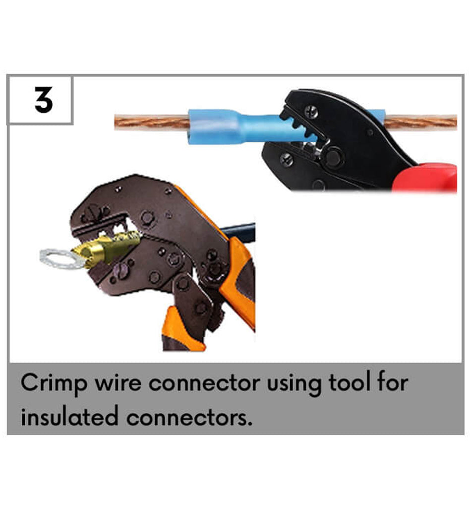 HEAT SHRINK WIRE CONNECTOR