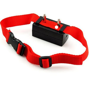 1 pc Pet Training Control Collar Small No Bark Anti Barking Pet Dog Training Control Collar Alarm Shock Device