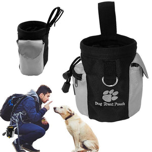 1pc Puppy Pet Agility Bait Training Waterproof Dog Bag Walking Food Snacks Bait Wai Bag Pet Supplies Accessories
