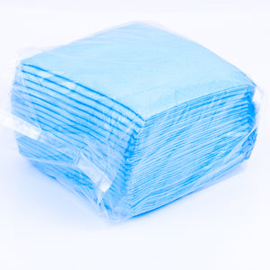20 Pcs Disposable Pets Diapers Small Puppy Dog Training Pee Pads Absorbent Thickening Toilet Wet Mat Dog Accessories