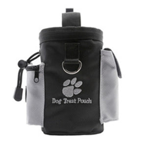 2018 Pet Dog Snack Bag Dog Training Accessories Practical Treat Bags Detachable Pup Feed Pocket Puppy Snack Reward Wai Bag