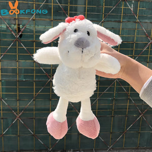 25cm super cute nici plush toy stuffed dog puppy doll lover christmas birthday gift kids toys