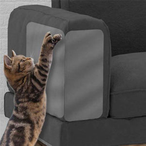 2x Pet Cat Large Scratch Guard Mat Cat Scratching Po Furniture Sofa Protector Sofa Cover