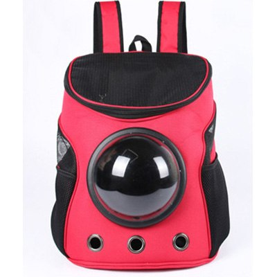 Cat-carrying Space Capsule Shaped Pet Carrier Breathable backpack for dog cat outside Travel portable bag pet products for dog