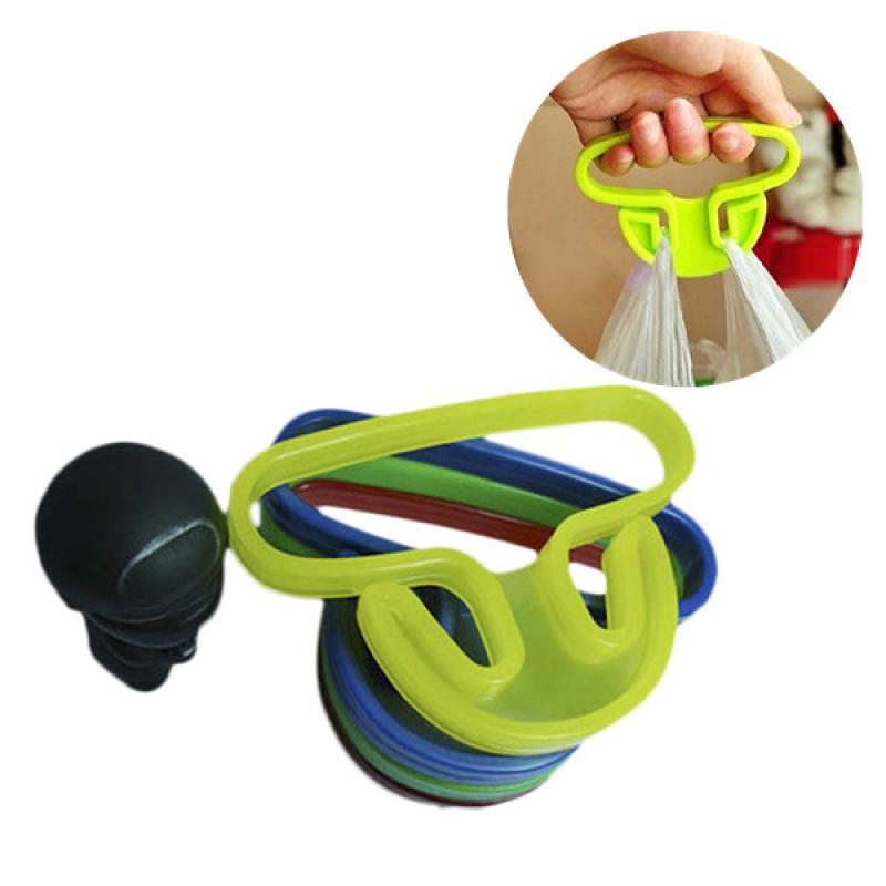 A Good Helper Of Multifunctional Bag Holder Device For Plastic Shopping Bags drop shipping Q20
