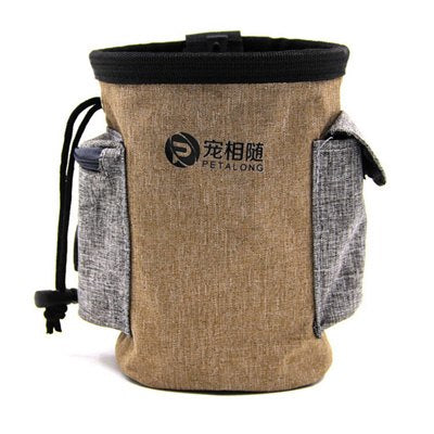 Detachable Dog Training Treat Pocket Pet Feed Pouch Snack Reward Wai Bag Pets Product High Quality Pet Tool