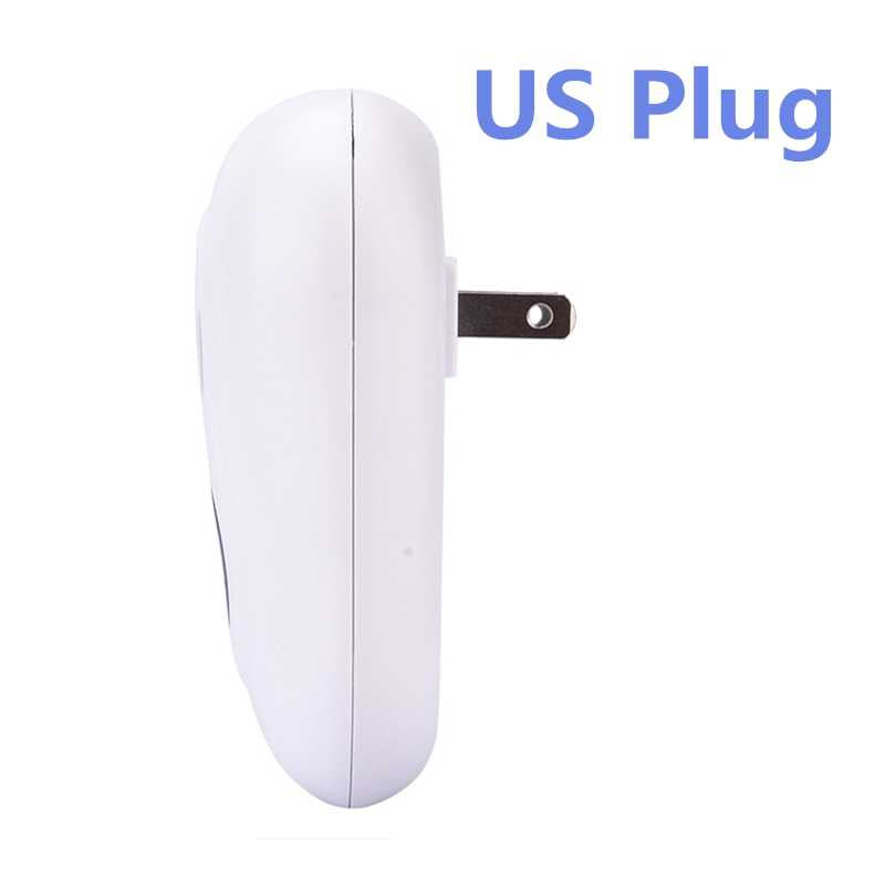 Electronic Pe Repeller Anti Mosquito Rejector Ultrasonic Mouse Reject No Chemical Insect Control Child Pet Human Safety