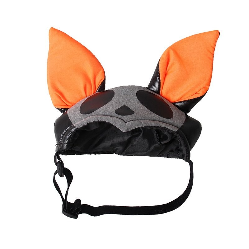 1PC Cat Cosplay Clothing Costume Cap Funny Kitten Halloween Decor For Party Cute Cosplay Bat Ear Hat Pet Accessories