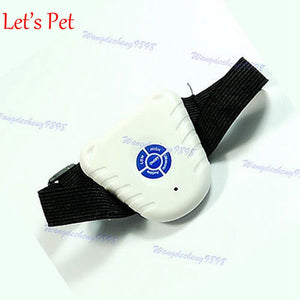 Let's Pet Ultrasonic Dog Bark Stop Anti Barking Control Collar Ne HXP001