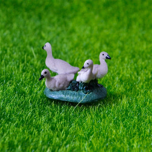 Original genuine farm house animals sets pets dogs horses pony cows sheeps chicken hen cat goose kids learning toy children gift