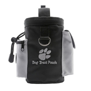 Pet Dog Walking  Food Lunch Bag Treat Snack Bag Puppy Obedience Agility Bait Training Food Treat Bag Pet Supplies Food Container