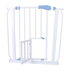 Pet Dogs Cats Doors Gates Fence Railing Pets Room Blocker Furniture Dog Cat Isolater Keeper Security Pets Safety Supplies