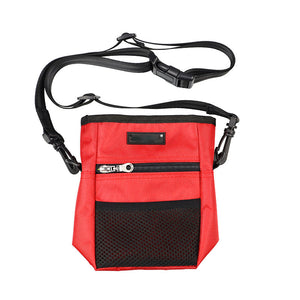 Portable Detachable Dog Training Treat Bags Doggie Pet Feed Pocket Pouch Puppy Snack Reward Wai Bag Training & Behaviour Aids