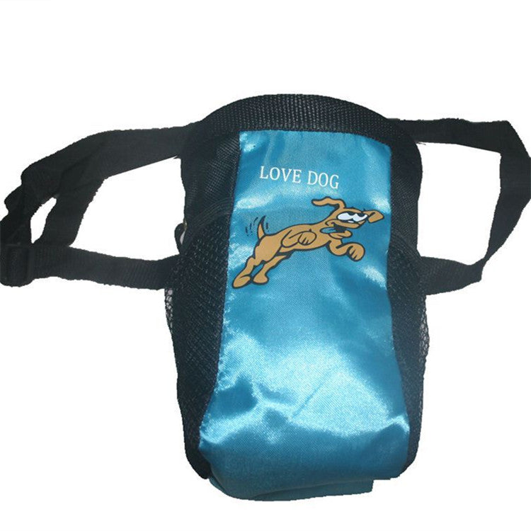 Portable Detachable Dog Training Treat Bags Doggie Pet Feed Pocket Pouch Puppy Snack Reward Wai Bag 9*18cm Drop Shipping PA52