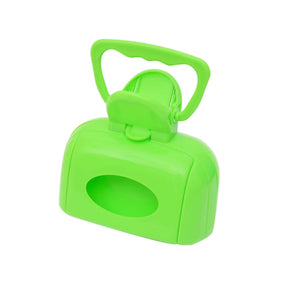 Portable Plastic Dogs Cats Pick Up Feces Shovel Toilet Cleaning Clamp Pet Tool Hand Grip