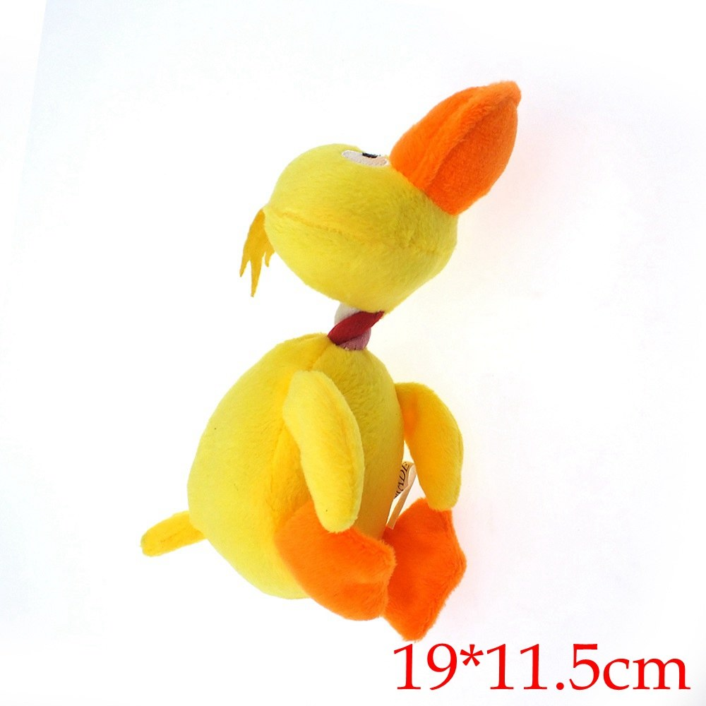 Toys For Dogs Cats Pet Toy Soft Solid Plush Duck Toys Safe Chew Toy Pets Game For Small Medium Large Dog Cat Pet Supplies XX0002