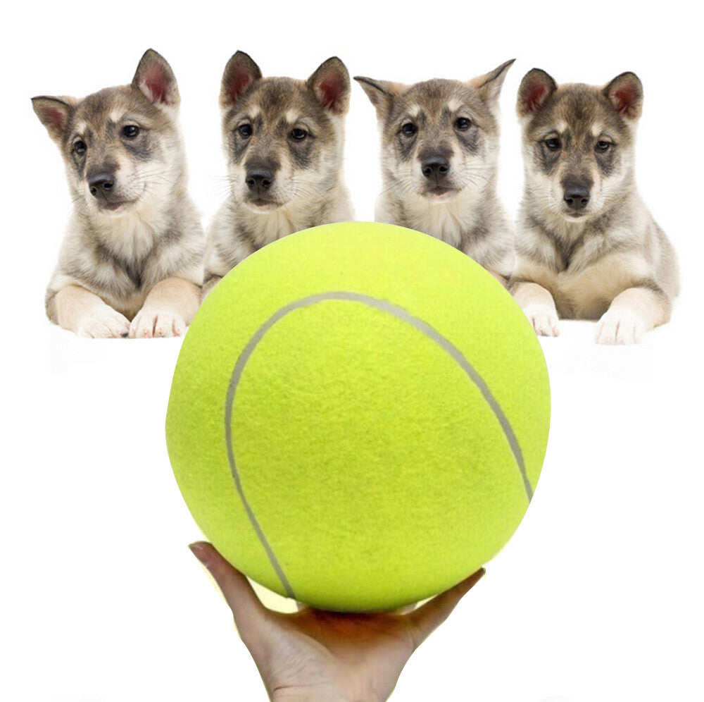 Toys For Dogs Tennis Ball Chew Toys Practice Ball Pet Toy Sports Outdoor Funny Dog Pets Acessorios Jouet Chien