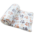 Warm Pet Fleece Blanket Bed Mat Pad Cover Cushion For Dog Cat Puppy Animal