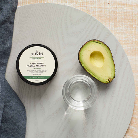 Hydrating Facial Masque