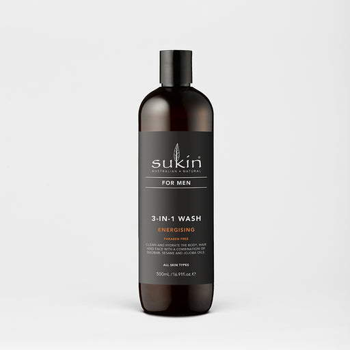 3-IN-1 WASH ENERGISING | FOR MEN 500ML