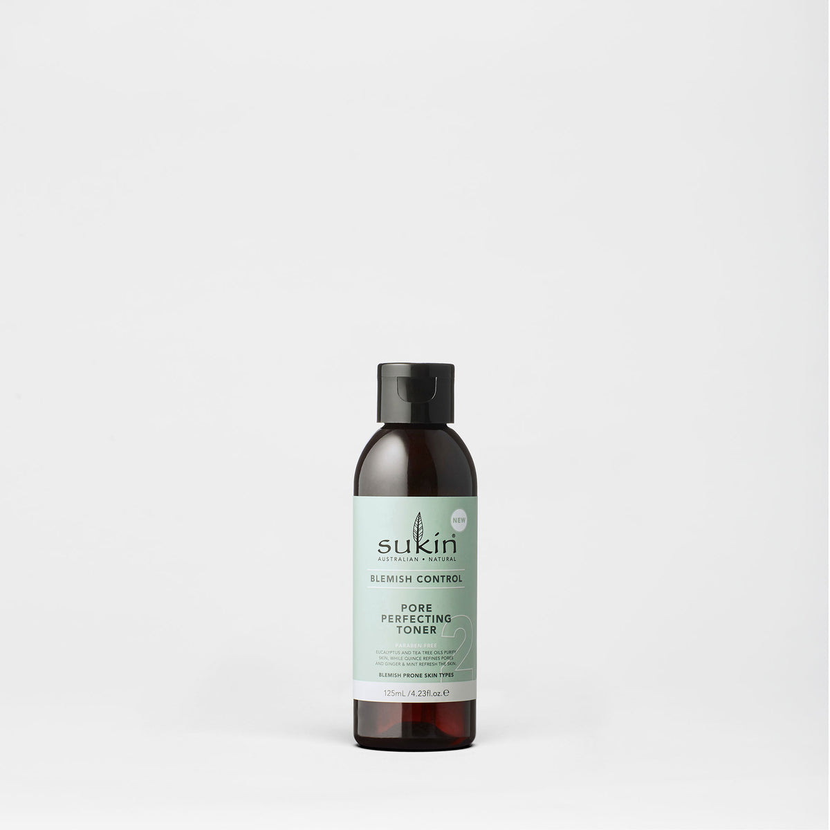 Sukin Natural Pore Perfecting Toner | Blemish Control 125ml