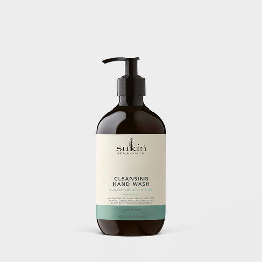 Cleansing Hand Wash | Eucalyptus & Tea Tree | 500ml