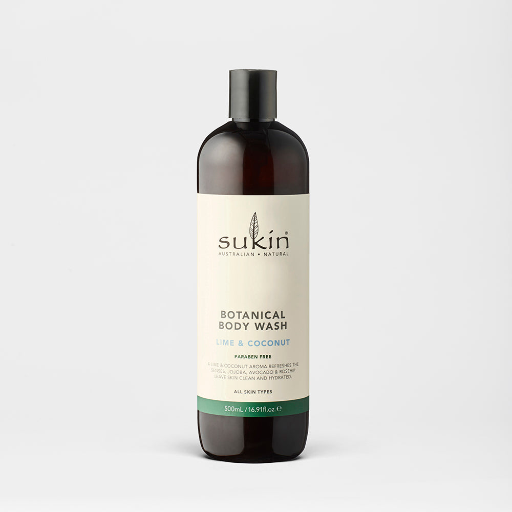 Botanical Body Wash | Lime & Coconut | 500ml