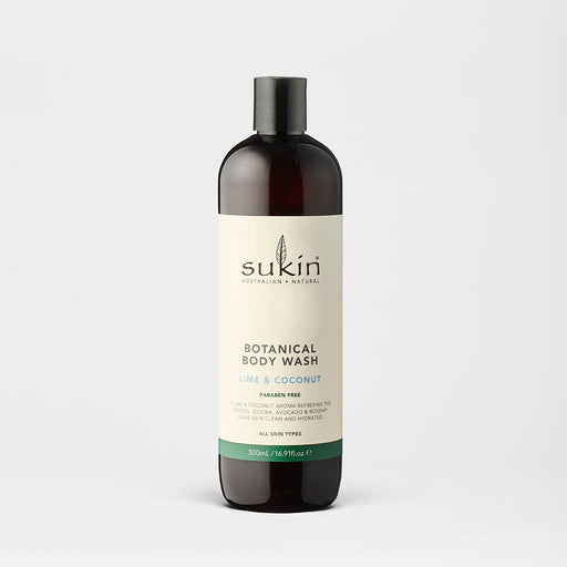 Botanical Body Wash | Lime & Coconut 500ml