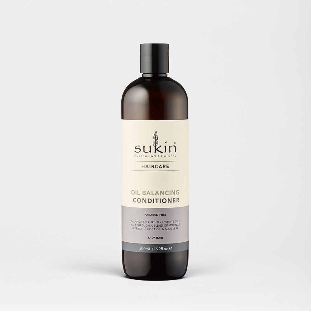 Sukin Natural Oil Balancing Conditioner | Hair Care 500ml