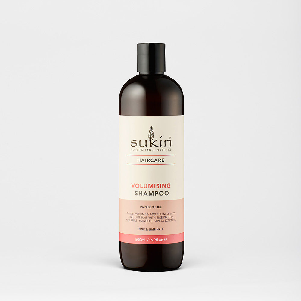 Sukin Natural Volumising Shampoo | Hair Care 500ml