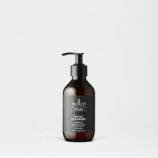 Natural Facial Cleanser | For Men | 225ml