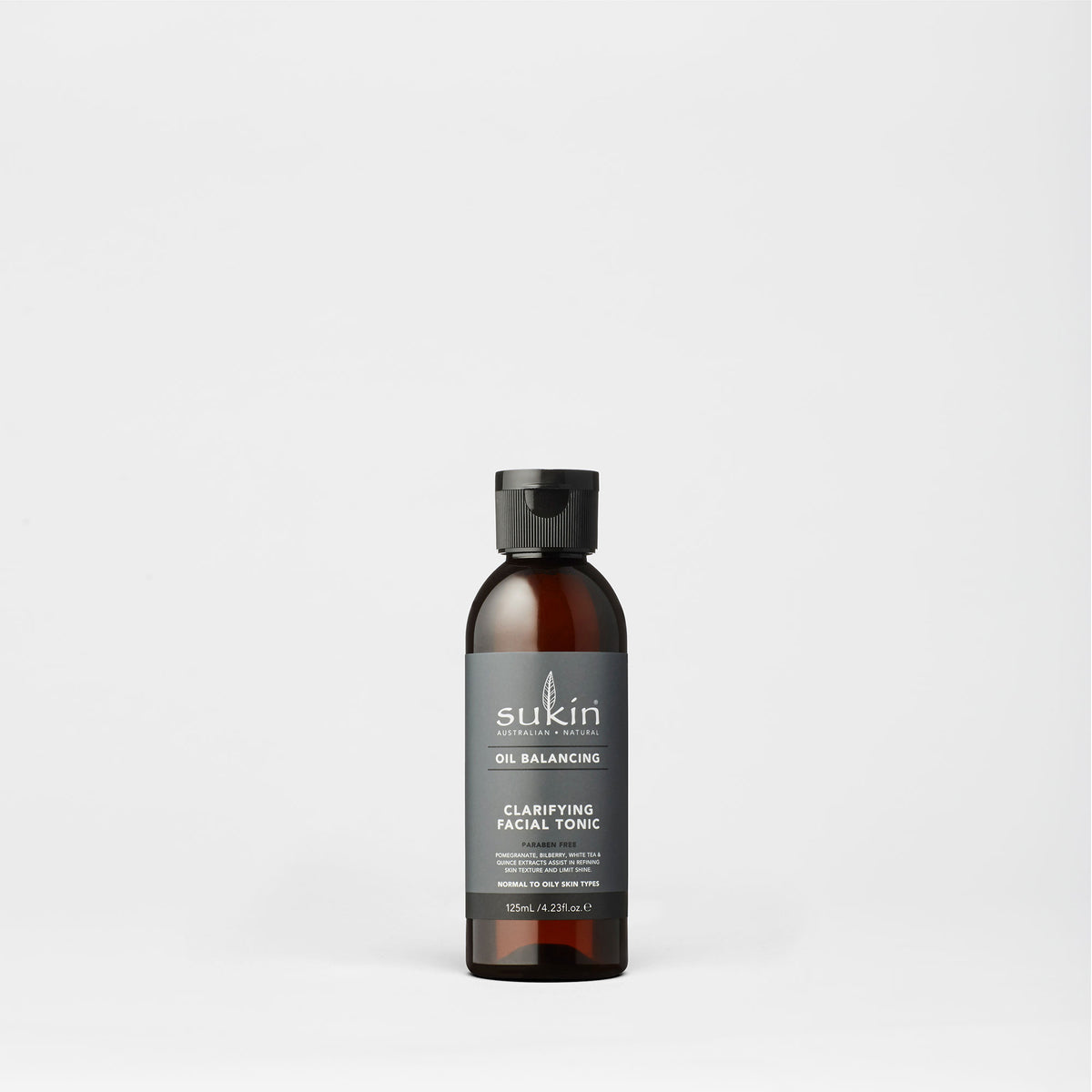 Sukin Natural Clarifying Facial Tonic | Oil Balancing 125ml