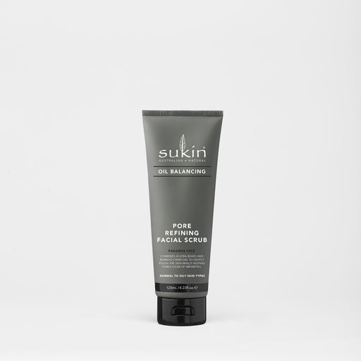 Pore Refining Facial Scrub | Oil Balancing | 125ml