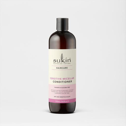 Sensitive Micellar Conditioner | Hair Care | 500ml